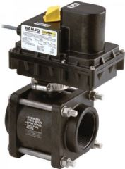 Banjo Electric On/Off Valve 9901-EV075